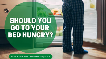 Should You Go to Your Bed Hungry